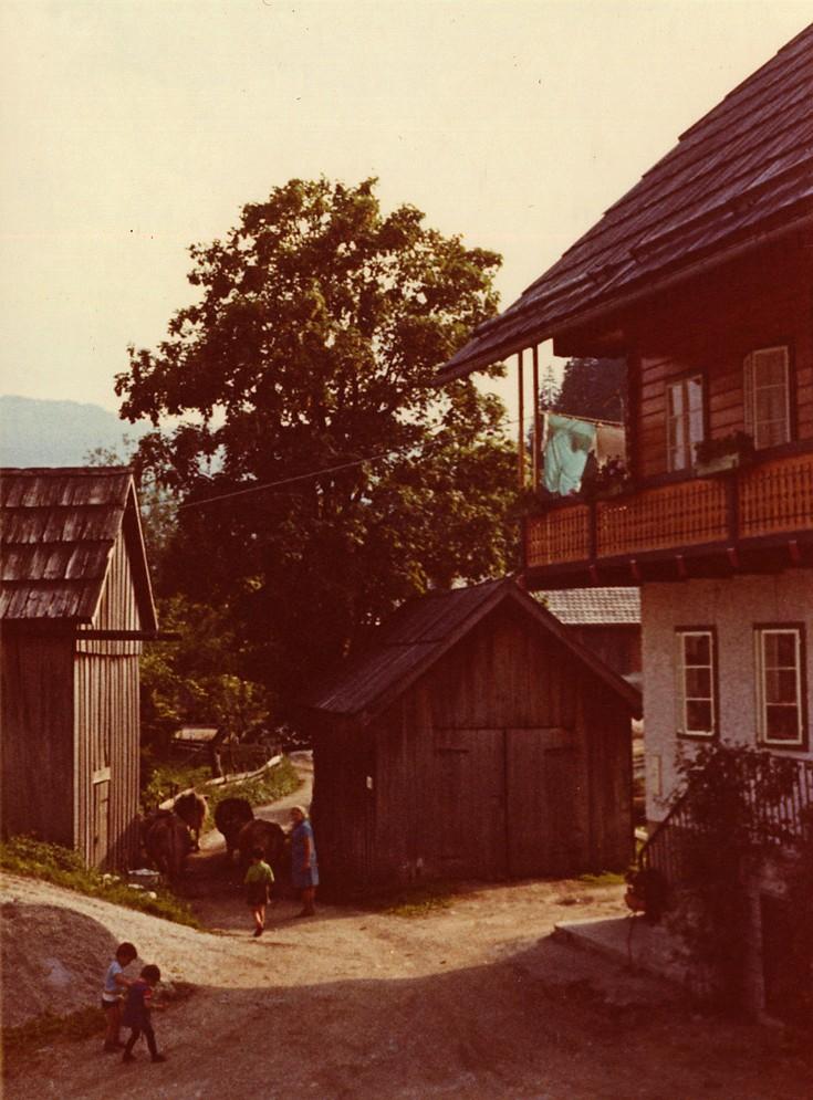 _Wia enta die Pauln Gossn ausgschaut hot 1971